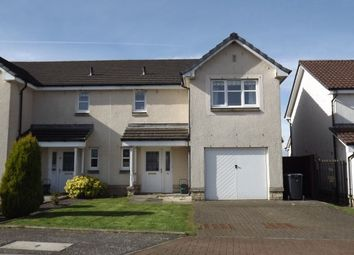Thumbnail 3 bed semi-detached house to rent in Chuckethall Road, Deans, Livingston