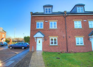 Thumbnail 4 bed terraced house for sale in Dunelm Grange, Boldon Colliery