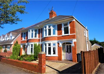 Thumbnail 3 bed semi-detached house for sale in Tyn-Y-Cae Grove, Cardiff