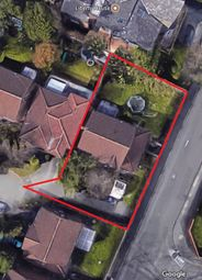 Thumbnail 4 bed detached house for sale in Saltire Gardens, Salford