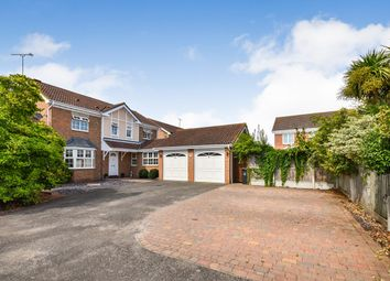 Thumbnail 4 bed detached house for sale in Wallace Binder Close, Maldon