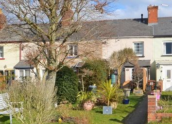 Thumbnail 2 bed terraced house for sale in Chapel Street, Tiverton