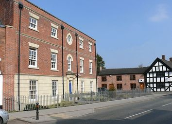 Thumbnail 1 bed flat to rent in Wilbraham Court, Welsh Row, Nantwich