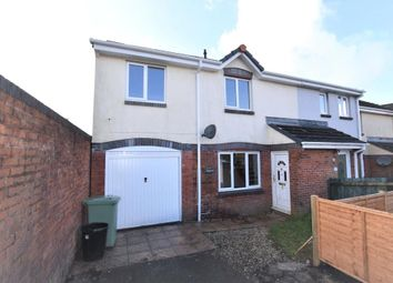 Thumbnail 4 bed end terrace house for sale in Inney Close, Callington, Cornwall
