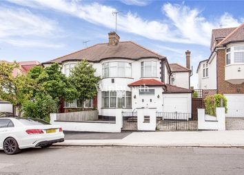 Thumbnail 4 bed semi-detached house for sale in Eastside Road, London
