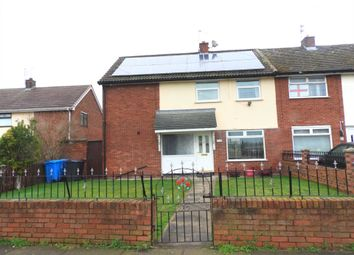 4 bed end terrace house for sale in Bracknell Avenue, Kirkby, Liverpool L32