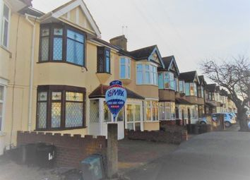 Thumbnail 5 bed terraced house to rent in Fairfield Road, Ilford, Essex IG12Jl