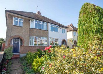 Park Lane, Bishops Stortford, Hertfordshire CM23. 3 bed semi-detached house