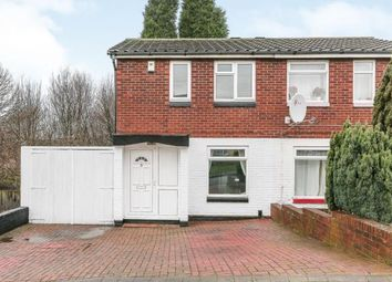 Thumbnail 2 bed semi-detached house for sale in Deltic, Tamworth, Staffordshire, West Midlands