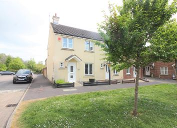 Thumbnail 3 bedroom property for sale in Cookham Road, Swindon