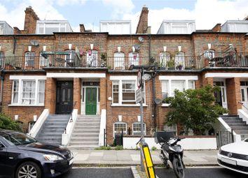 Thumbnail 3 bed maisonette for sale in Margravine Gardens, West Kensington, London