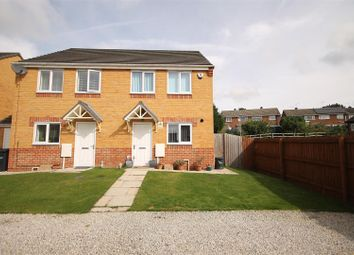 Thumbnail 3 bed semi-detached house for sale in Croft House Way, Bolsover, Chesterfield