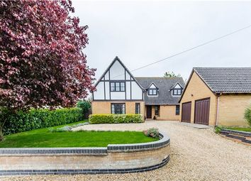 Thumbnail 4 bed detached house for sale in Lode Way, Haddenham, Ely