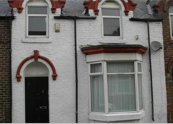 Thumbnail 4 bedroom terraced house to rent in Alice Street, Ashbrook, Sunderland, Tyne And Wear