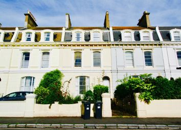 Thumbnail 3 bed flat to rent in Powderham Terrace, Teignmouth