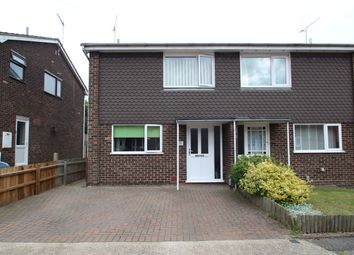 Thumbnail 3 bedroom semi-detached house for sale in Starfield Close, Ipswich
