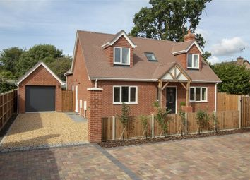 Thumbnail 3 bed detached house for sale in Oaken Copse, Church Crookham, Fleet