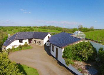 Thumbnail 4 bed barn conversion for sale in Germansweek, Beaworthy