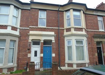 Thumbnail 3 bedroom flat for sale in Trevor Terrace, North Shields