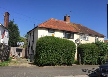 Thumbnail 3 bed semi-detached house for sale in Cooper Road, Croydon