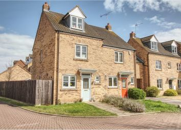 Thumbnail 3 bed end terrace house for sale in Fishers Bank, Littleport, Ely