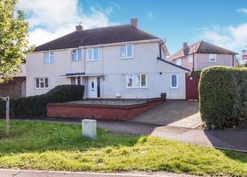 Thumbnail 3 bed semi-detached house for sale in Farnborough Road, Clifton, Nottingham, Nottinghamshire