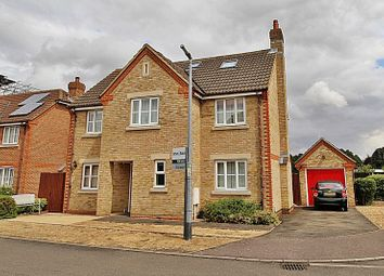 Thumbnail 6 bed detached house for sale in Pound Close, Upper Caldecote, Biggleswade