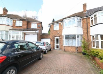 Thumbnail 3 bed semi-detached house for sale in Denewood Avenue, Handsworth Wood, West Midlands