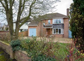 Thumbnail 4 bed detached house for sale in Cley Hall Drive, Spalding