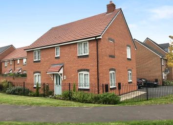 Thumbnail 4 bed detached house for sale in Blockley Road, Hadley, Telford
