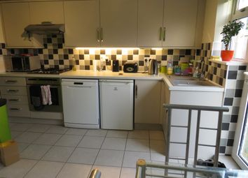 Thumbnail 3 bed terraced house for sale in Rose Avenue, Stanground, Peterborough