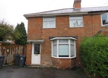 Thumbnail 3 bed end terrace house for sale in Acton Grove, Kingstanding, Birmingham