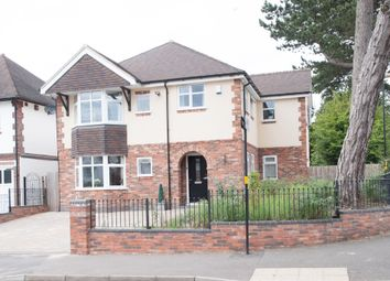 Thumbnail 5 bed detached house for sale in Station Road, Wylde Green, Sutton Coldfield
