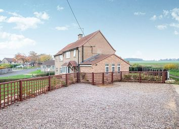 Thumbnail 2 bed semi-detached house for sale in Dinnington Road, Woodsetts, Worksop