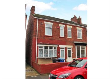 Thumbnail 2 bed semi-detached house for sale in Grey Street, Gainsborough, Lincolnshire