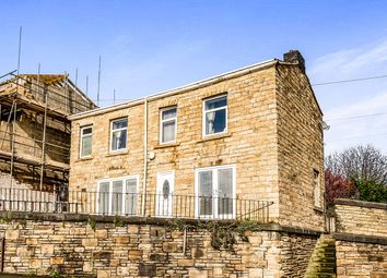 Thumbnail 3 bed detached house for sale in Halifax Road, Liversedge