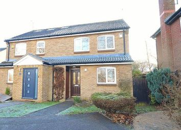 Thumbnail 3 bed semi-detached house for sale in Orton Close, St Albans