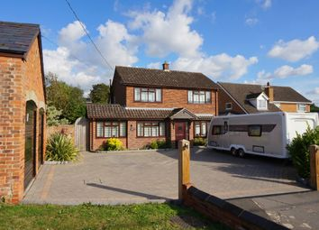 Thumbnail 4 bed detached house for sale in Mill Hill, Capel St Mary, Ipswich, Suffolk