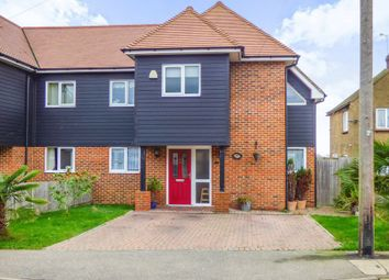 Thumbnail 4 bed semi-detached house for sale in Stoke Road, Hoo, Rochester