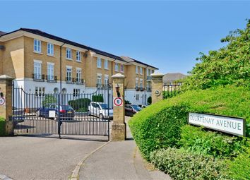 Thumbnail 4 bed town house for sale in Courtenay Avenue, Sutton, Surrey