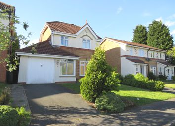Thumbnail 3 bedroom detached house for sale in Dalby Road, Walsall
