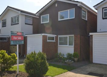 Thumbnail 3 bed detached house for sale in Loudwater Close, Lower Sunbury, Surrey