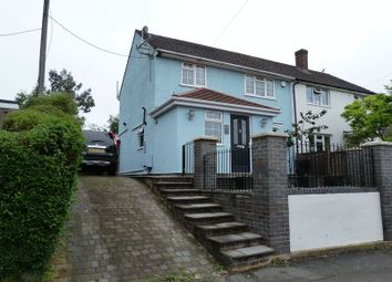 Thumbnail 3 bed semi-detached house for sale in Holtspur Avenue, Wooburn Green, High Wycombe