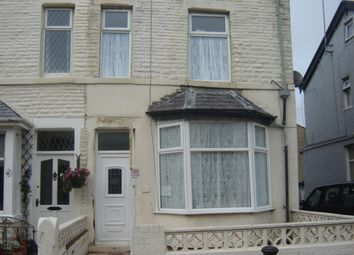 Thumbnail 2 bedroom flat to rent in Clarendon Road, Blackpool