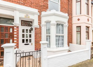 Thumbnail 2 bedroom terraced house for sale in Glasgow Road, Southsea