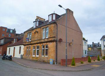 Thumbnail 2 bed maisonette for sale in Falkirk Road, Larbert
