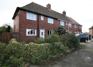 Thumbnail 3 bedroom end terrace house for sale in Searston Avenue, Holmewood, Chesterfield