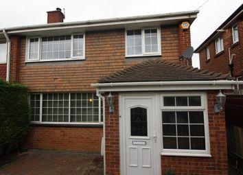 Thumbnail 4 bed semi-detached house for sale in Allaway Avenue, Cosham, Portsmouth