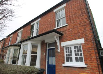 Thumbnail 4 bed semi-detached house to rent in Pembroke Street, Bedford