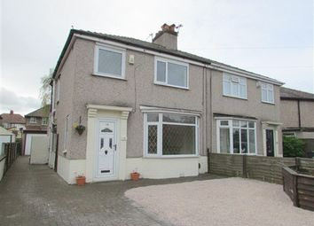 Thumbnail 3 bed property to rent in Warley Avenue, Morecambe